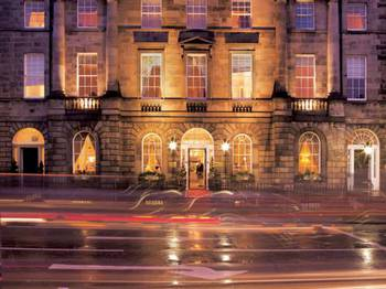 Picture of Roxburghe Hotel