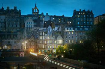 Picture of Motel One Royal Mile