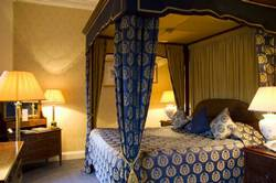 Picture of Double Room with Four Poster Bed
