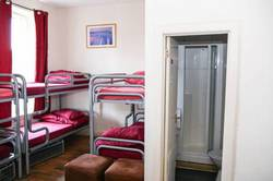Picture of Bed in 4-Bed Mixed Dormitory Room with Shared Bathroom